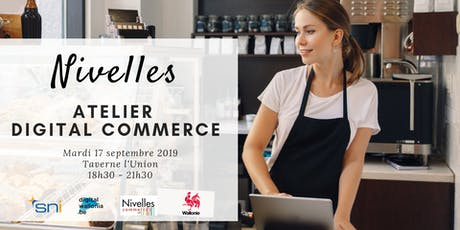 Nivelles | Atelier Digital Commerce billets
