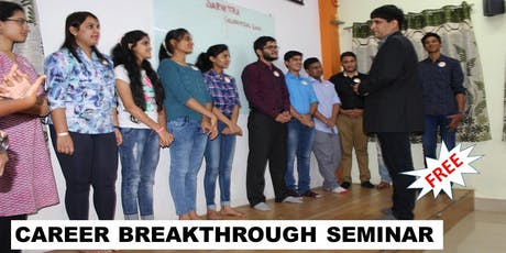 Career Breakthrough Seminar 1 tickets