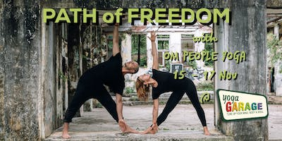 PATH OF FREEDOM with The OM PEOPLE
