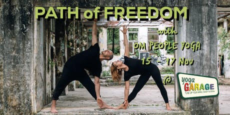 PATH OF FREEDOM with The OM PEOPLE  tickets
