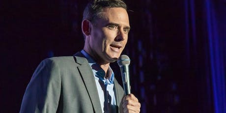 Andy Hendrickson - October 3, 4, 5 at The Comedy Nest tickets