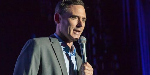 Andy Hendrickson - October 3, 4, 5 at The Comedy Nest