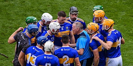 Hurling Workshop - Playing the possession game tickets