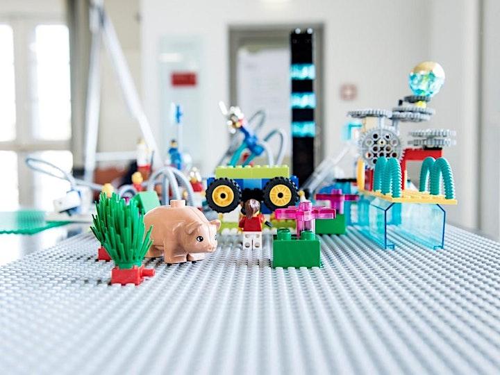 Zertifizierung für LEGO® SERIOUS PLAY® mit Mathias Haas/DEUTSCH: Bild