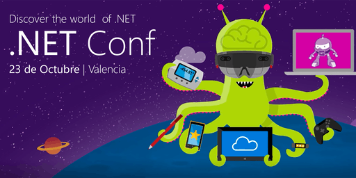 .NET Conf 2019 Valencia | Discover the world of .NET
