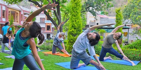 200 Hour Yoga Teacher Training in Rishikesh India tickets