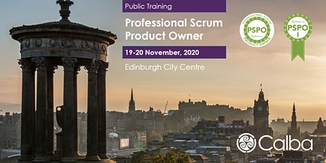 Professional Scrum Product Owner (PSPO) Training tickets
