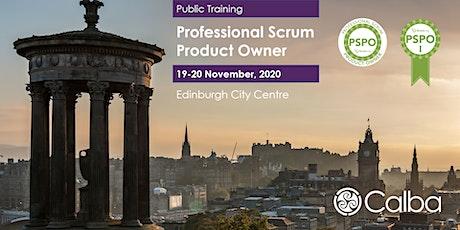 Professional Scrum Product Owner (PSPO) Training entradas