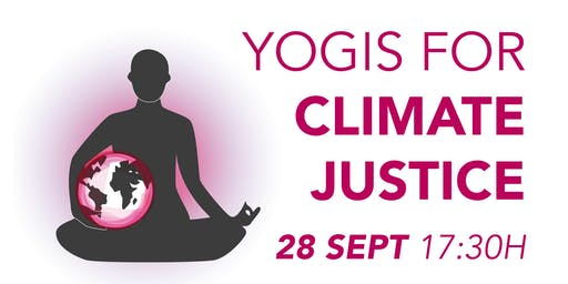 Yogis for Climate Change Conference (YFCCC) September 2019