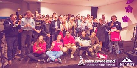 Techstars Startup Weekend Braunschweig 11/19 tickets