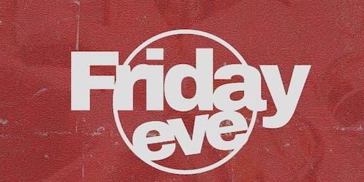 FridayEve Happy Hour