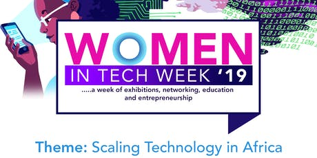 WOMEN IN TECH WEEK GHANA 2019 tickets
