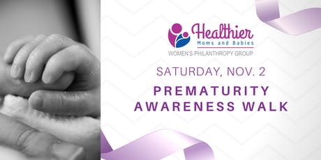 Prematurity Awareness Walk tickets