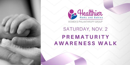 Prematurity Awareness Walk