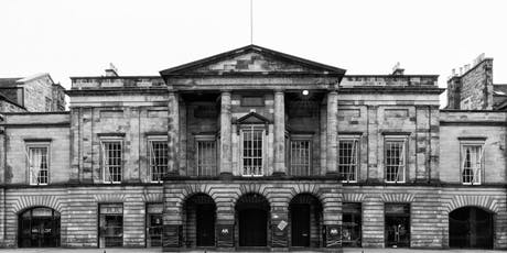 Descriptive tour for Visually Impaired Visitors of Classical Edinburgh. tickets