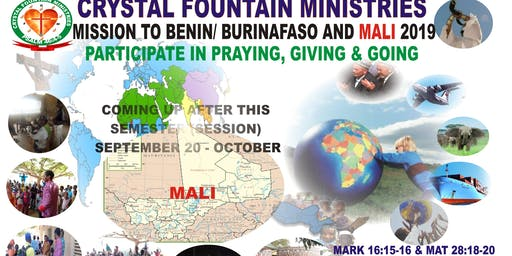 Mission to Mail  and BUrkina Faso