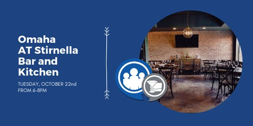 Network After Work Omaha at Stirnella Bar and Kitchen