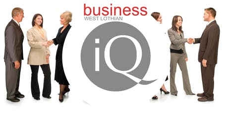 Business iQ West Lothian November 1st 2019 tickets