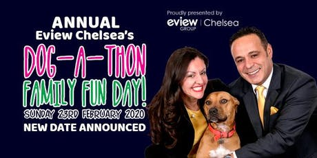 Chelsea Park Dog-a-thon Family Fun Day! tickets
