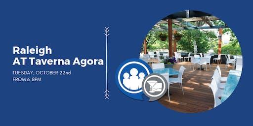 Network After Work Raleigh at Taverna Agora