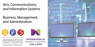 Minneapolis Career & Tech Ed - IT, Business, Management, Administration, and Arts