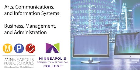 Minneapolis Career & Tech Ed - IT, Business, Management, Administration, and Arts tickets