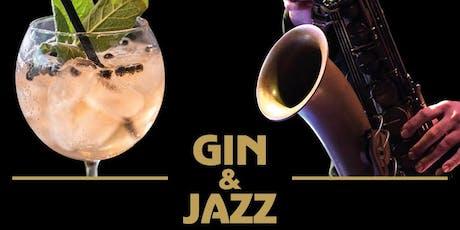 GIN & JAZZ Evening tickets