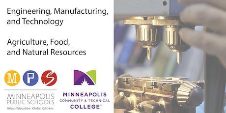 Minneapolis Career & Tech Ed - Auto, Tech, Construction, Manuf, Food & Ag tickets