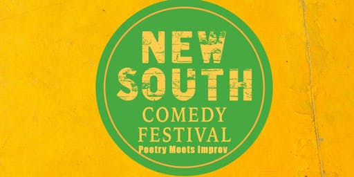 New South Comedy Festival: Poetry Meets Improv!