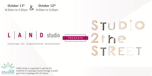 Studio to the Street - Free Public Art Workshop - October