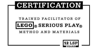 Trained LSP Facilitator (LEGO® SERIOUS PLAY®), PSA – mit Mathias Haas