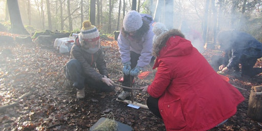 Ancient Fire lighting Day Retreat for Women