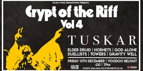 Crypt of the Riff Vol. 4 tickets