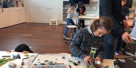 Mondays: NewTechKids Fall 2019 'Tech Creators to the Rescue' for 7-12 Years: 5 weekly workshops (Sept-Oct 2019) tickets