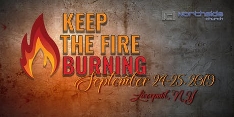 Keep The Fire Burning 2019 tickets
