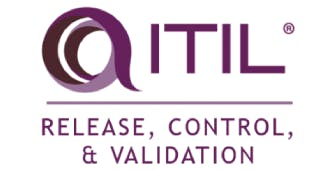 ITIL® – Release, Control And Validation (RCV) 4 Days Virtual Live Training in Newcastle