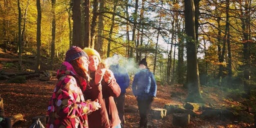 Sylva Sisters: Wild Fire & Wellbeing (Percussion)