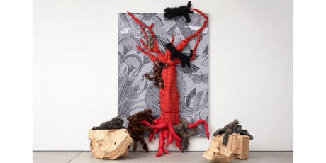 From the Wall to Performance: Monster Chetwynd's Re-definition of Sculpture tickets