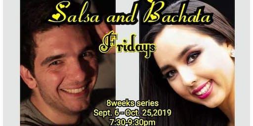 Salsa and Bachata Fridays