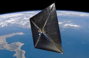 Micro-to-Macro: space technologies at extremes of scale length