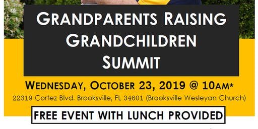 Grandparents Raising Grandchildren Summit 2019