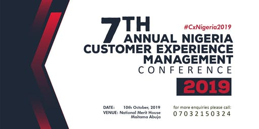 CUSTOMER EXPERIENCE MANAGEMENT CONFERENCE 2019