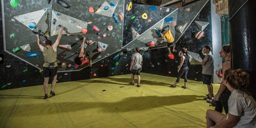 Property & Construction Networking Event: Discovering Bouldering