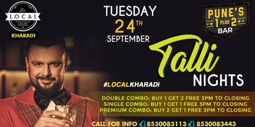 Tuesday Talli Nights