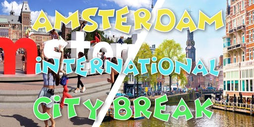 Amsterdam Citybreak - Heritage Days & Fringe Festival 2019