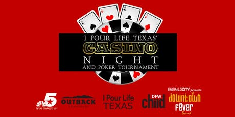 "The 2019 Casino Night, Poker Tournament and ""They Matter"" Dance tickets"