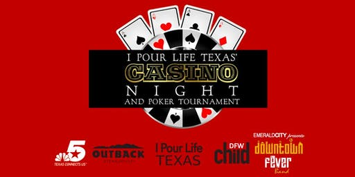 "The 2019 Casino Night, Poker Tournament and ""They Matter"" Dance"