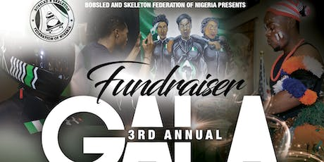 3rd Annual Bobsled & Skeleton Federation of Nigeria Fundraising Gala tickets