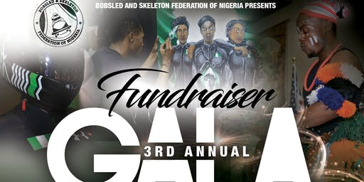 3rd Annual Bobsled & Skeleton Federation of Nigeria Fundraising Gala