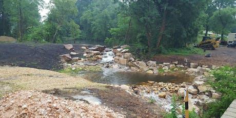 Volunteer: Stream Restoration Invasives Removal Thurs, Oct.10,17,24,31 tickets